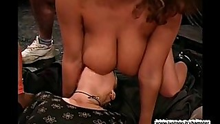 Little whore Betty and her slutty friends - German Goo Girls